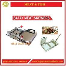 Mesin Penusuk Sate / Satay Meat Skewers ST-22 Mesin Pemanggang