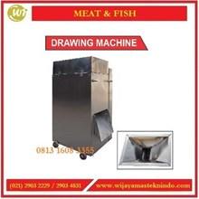Mesin Pembuat Abon / Drawing Machine DSJ140 Mesin Penggiling Daging dan Unggas