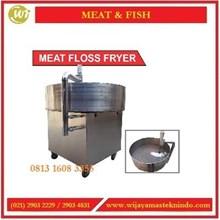 Mesin Pembuat Abon / Meat Floss Fryer DNC-691 / DNC-1000 Mesin Penggiling Daging dan Unggas