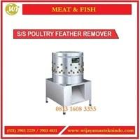 Jual Mesin Pencabut Bulu Unggas / SS Poultry Feather Remover SX60-750W Mesin Pencabut Bulu Unggas