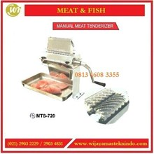 Mesin Pelembut Daging / Manual Meat Tenderizer MTS-720 Mesin Penggiling Daging dan Unggas