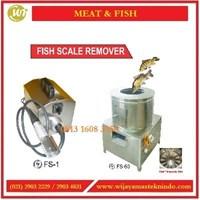 Mesin Pengupas Sisik Ikan / Fish Scale Remover FS-1 / FS-60 Mesin Pengolah Ikan