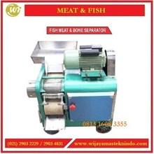 Mesin Pemisah Daging & Tulang Ikan / Fish Meat & Bone Separator ZU-200 Mesin Penggiling Daging dan Unggas