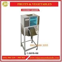 Mesin Pemarut Kelapa / Coconut Grader SXYS-190 Mesin Pengolah Buah dan Sayur