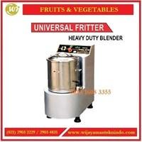 Mesin Pencacah Daging & Memotong Sayuran / Universal Fritter Heavy Duty Blender QS-505A / QS-508A / QS-515 Mesin Pengolah Buah dan Sayur