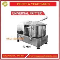 Mesin Pencacah & Memotong Sayuran / Universal Fritter HR-6 Mesin Pengolah Buah dan Sayur