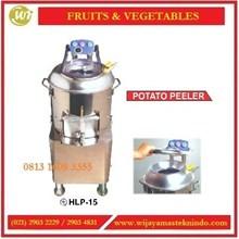 Mesin Pengupas Kulit Kentang / Potato Peeler HLP-15 Mesin Pengolah Buah dan Sayur