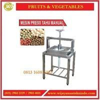 Jual Mesin Press Tahu Manual ET-DF01 Mesin Pengolah Kacang dan Biji