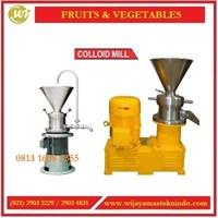 Jual Mesin Penggiling Bumbu atau Sayuran /  Colloid Mill JM-50 / JM-80 / GNM-130 / GNM-180 Mesin Penggiling Bumbu
