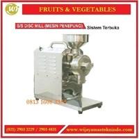 Jual Mesin Penggiling Bumbu /SS Disc Mill  SY-1200 / SY-2200 Mesin Penepung