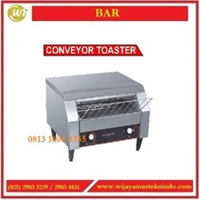 Mesin Pemanggang Roti / Conveyor Toaster ECT-2415 / ECT-2450 Mesin Pemanggang