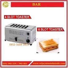 Mesin Pemanggang Roti / 4 & 6 Slot Toaster EST4 / EST6 Mesin Pemanggang