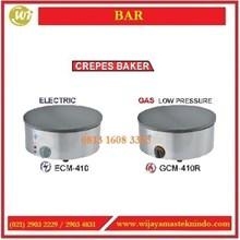 Mesin Pembuat Crepes / Crepes Baker ECM-410 / GCM-410R Mesin Makanan dan Minuman Cepat Saji