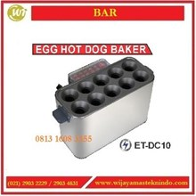 Mesin Pembuat Sosis Telor  /  Egg hot Dog Baker ET-DC10 Mesin Makanan dan Minuman Cepat Saji