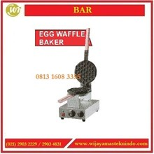 Mesin Cetakan Kue / Egg Waffle Baker SC-X30 / SC-X36 Mesin Makanan dan Minuman Cepat Saji