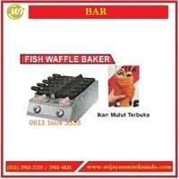 Jual Mesin Pencetak Kue / Fish Waffle Baker SC-KR5 / SC-DY22 Mesin Makanan dan Minuman Cepat Saji