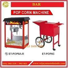 Mesin Pembuat Popcorn / Popcorn Machine ET-POP6A-R / ET-POP6C / ET-POP6A-D Mesin Makanan dan Minuman Cepat Saji