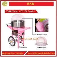 Jual Mesin Pembuat Arum Manis atau Gulali / Commercial Cotton Candy ET-MF-05 / ET-MF-JZ-520 /ET-MF01 Mesin Makanan dan Minuman Cepat Saji