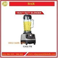 Jual Mesin Jus Serbaguna / Heavy Duty Blender KS-778 Mesin Pembuat Jus
