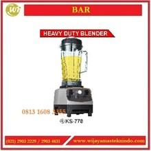 Mesin Jus Serbaguna / Heavy Duty Blender KS-778 Mesin Pembuat Jus