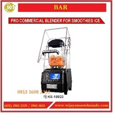 Mesin Jus Blender / Pro Commercial Blender For Smoothies Ice KS-10000 Mesin Pembuat Jus
