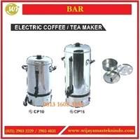 Jual Mesin Pemasak Minuman Kopi & Teh / Electric Coffee or Tea Maker CP10 / CP15 Mesin Penghangat Makanan