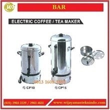 Mesin Pemasak Minuman Kopi & Teh / Electric Coffee or Tea Maker CP10 / CP15 Mesin Penghangat Makanan