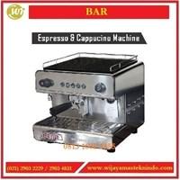 Jual Mesin Kopi / Espresso & Cappucino Machine  IB7-1G / IB7-2G Mesin Penghangat Makanan