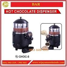 Mesin Dispenser Khusus Coklat / Hot Chocolate Dispenser CHOC-5