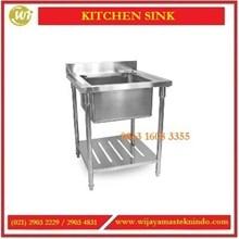 Tempat Mencuci Piring / Kitchen Sink KCS-7R/ KCS-10R / KCS-7S / KCS-10S / KCS-12R / KCS-15R /KCS-12S / KCS-15S Single Sink