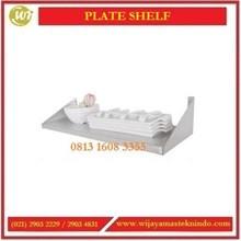 Rak Gantung Dinding / Plate Shelf WMR-9P / WMR-12P / WMR-15P / WMR-18P Commercial Kitchen