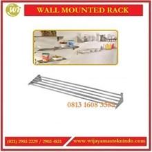 Rak Gantung Dinding / Wall Mounted Rack WMR-9 / WMR-12 / WMR-15 / WMR-18 Commercial Kitchen