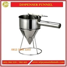 Tempat Adonan / Dispenser Funnel DFN-22 / DFN-12 Commercial Kitchen