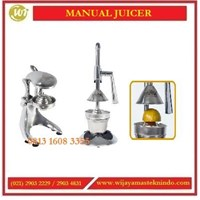 Alat Pemeras Jeruk  / Manual Juicer ORJ-18 / ORJ-20 / ORJ-23 Commercial Kitchen