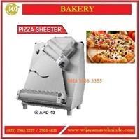 Jual Mesin Pembentuk Adonan Pizza / Pizza Sheeter APD-40 Mesin Pemanggang