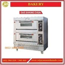 Mesin Pemanggang Roti / Gas Baking Oven RFL-24SS / RFL-36SS Mesin Pemanggang