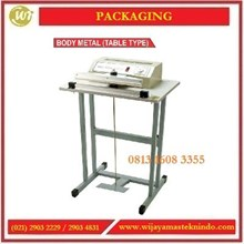 Mesin Penyegel Plastik / Pedal Impluse Sealer Body Metal SF-300 / SF-400 Mesin Segel