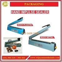 Mesin Penyegel Plastik / Hand Impluse Sealer HIS-300OC / HIS-400PC / HIS-300MH / HIS-400MH Mesin Segel