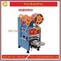Mesin penyegel Gelas Plastik / Cup Sealer ET-D8S / SC-A90 / ET-A9 / SC-Q70 Mesin Segel