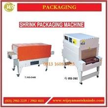 Mesin Penyusut Plastik Dalam Kemasan  / Shrink Packaging Machine BS-260 / BS-G450 Mesin Thermal Shrink