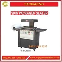 Jual Mesin Pengemas / Skin Packager Sealer TB-390 / TB-540 Mesin Pembuat Kemasan
