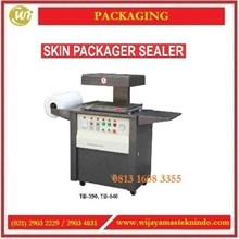 Mesin Pengemas / Skin Packager Sealer TB-390 / TB-