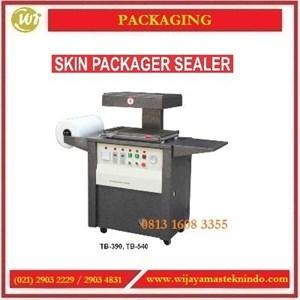 Dari Mesin Pengemas / Skin Packager Sealer TB-390 / TB-540 Mesin Pembuat Kemasan 0