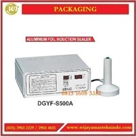 Jual Mesin Penyegel Tutup Botol / Alumunium Foil Induction Sealer DGYF-S500S Mesin Segel