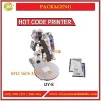 Mesin Pencetak Expired  atau Tanngal Produksi / Hot Code Printer DY-8 Mesin Pengkodean