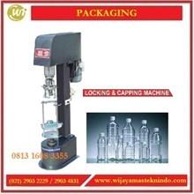 Mesin Pemasang Tutup Botol  / Locking & Capping Machine JGS-980 Mesin Pengisian