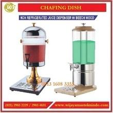 Dispenser Pendingin Minuman / Non Refrigrated Juice Dispenser W/ Beech Wood TMGD-01 / AT90315 Commercial Kitchen