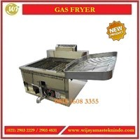 Mesin Penggorengan / Gas Fryer FRY-GAT17L / FRY-GAT17LCF Mesin Penggorengan