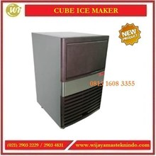 Mesin Pembuat Es / Cube Ice Maker ICM-CBS85A / ICM-CBS105A Mesin Sirkulasi dan Pendingin