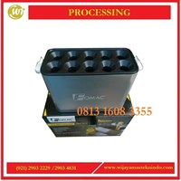 Jual ERM-ES10 Mesin Sosis Telur Egg Roll Machine With Electric Mesin Makanan dan Minuman Cepat Saji
